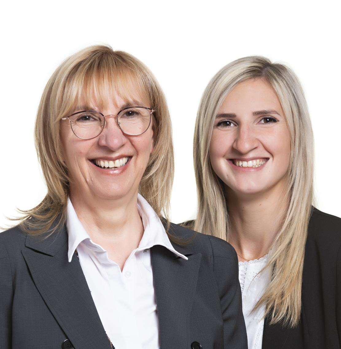 L'equipe immobiliere Soly et compagnie de Proprio Direct, Louise Soly et Rose-Marie Cyr
